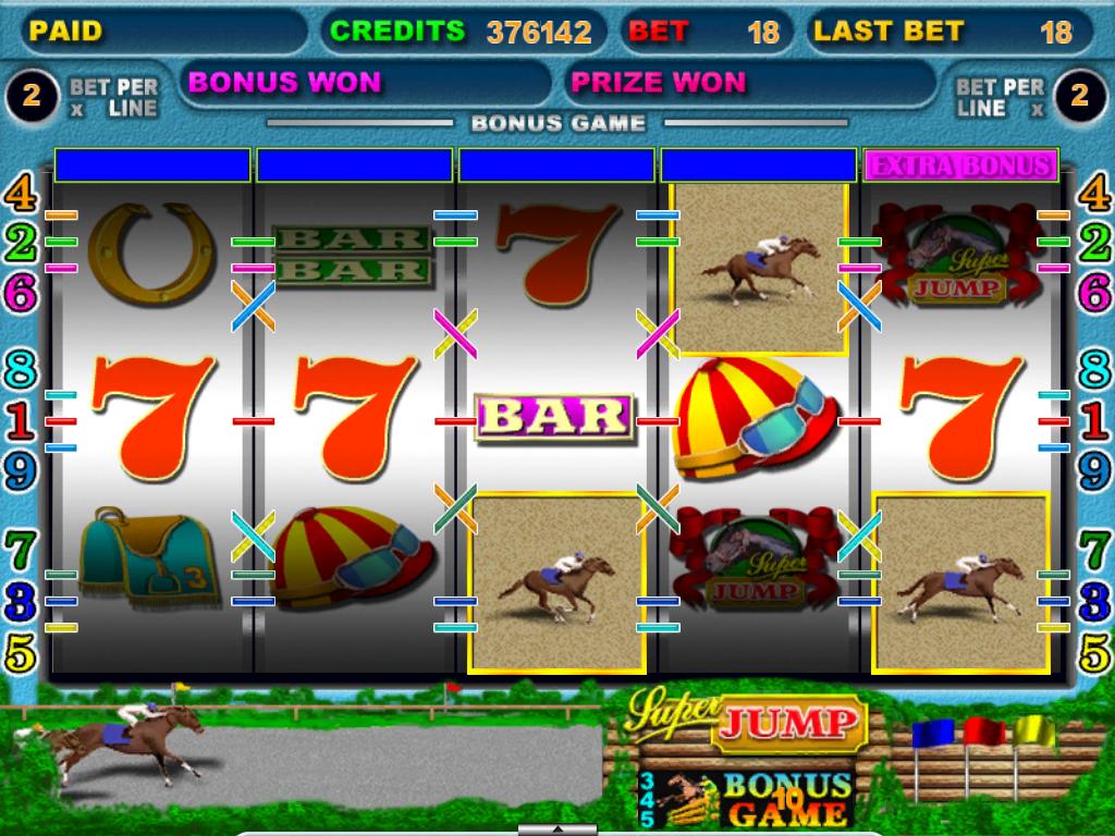 Игровые автоматы онлайн бесплатно и без регистации