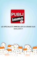 Screenshot of Publi-Immo