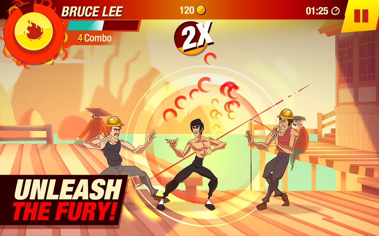 Bruce Lee: Enter The Game Screenshot 9