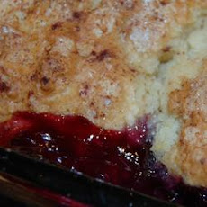 Very Best Blueberry Cobbler