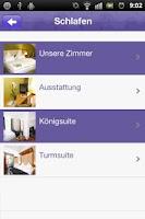 Screenshot of Inselhotel Koenig