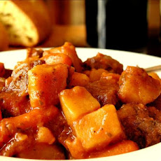 Irish Pub Beef Stew