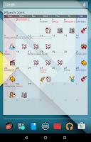 Screenshot of Jorte Calendar & Organizer