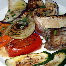 Grilled Vegetables with Eight-Spice Seasoning