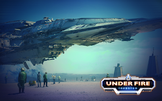 Screenshot of Under Fire: Invasion