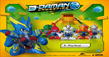 Screenshot of B-Daman