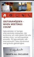 Screenshot of Sigtunahöjden