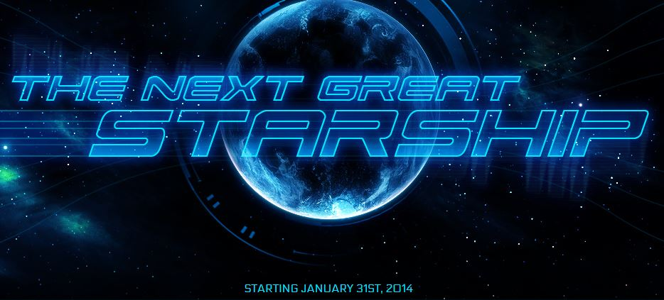 Star Citizen devs reveal The Next Great Starship competition