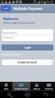 Screenshot of eNet Pay
