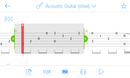 Songsterr Guitar Tabs & Chords for Android - Latest Version 1.9 ...