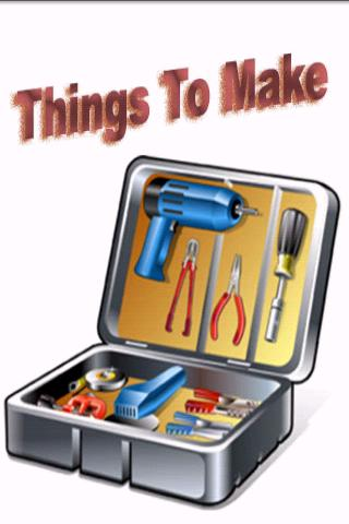 Things To Make