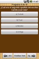 Screenshot of Tesiknet Quiz Free