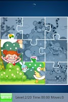 Screenshot of Kids Turn Puzzles