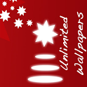 Unlimited Christmas Wallpaper icon