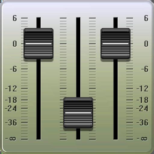 Wireless Mixer LOGO-APP點子