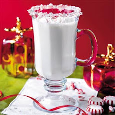 Cupid's Creamy Peppermint Punch