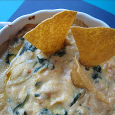 Emeril's Artichoke and Spinach Dip