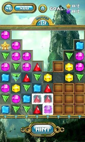 Jewels Switch Screenshot