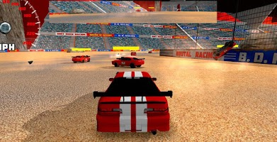 Screenshot of Brutal Death Racing
