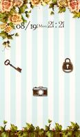 Screenshot of Cute wallpaper★antique rose