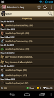 Screenshot of RuneScape SwiftKit Mobile