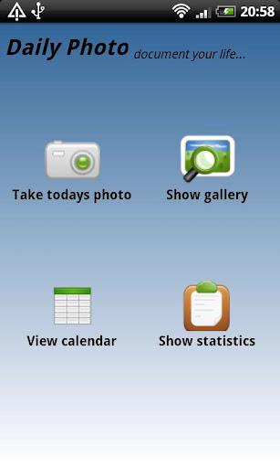 每日圖片 - 照片日記