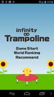 Screenshot of infinity Trampoline