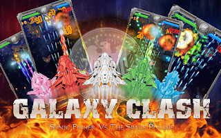 Screenshot of Galaxy Clash : Sonic Vs Plague