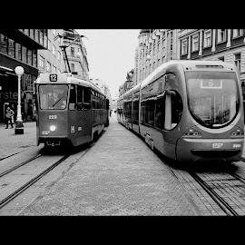 12:2 by Tomislav Zebic - City,  Street & Park  Street Scenes