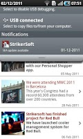 Screenshot of Strikersoft Easy App