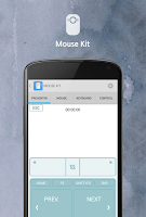 Screenshot of Mouse Kit (Keyboard+Presenter)