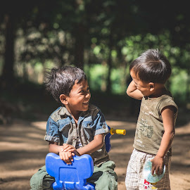 Brother's Relationship by Ryan Lee Run Lin - Babies & Children Children Candids