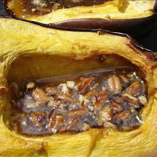 Honey Nut Acorn squash