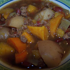 Crock Pot Harvest Stoup