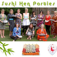 Sushi Hen parties - Nationwide...we come to you!