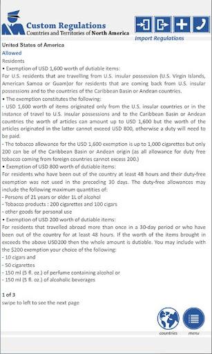 玩旅遊App|Custom Regulations N. A. Lite免費|APP試玩