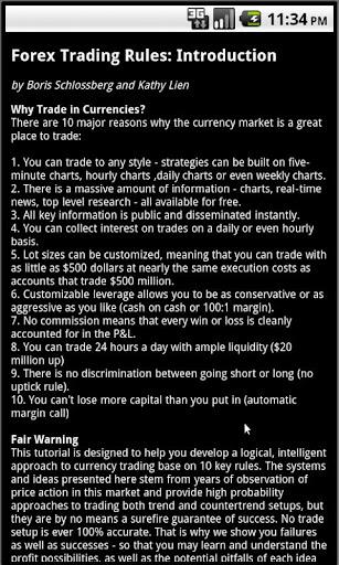Earn Money On Forex