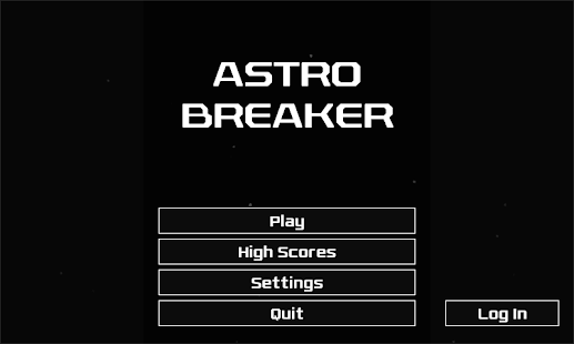 Astro Breaker - screenshot