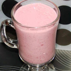 Raspberry Lemon Smoothie