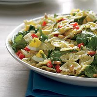 Lemon-and-Herb Pasta Salad
