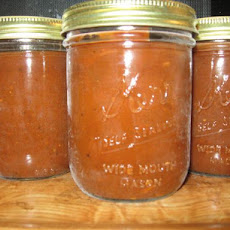 Barbecue Sauce for Canning