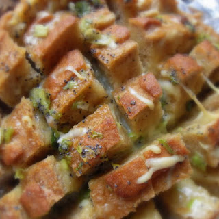 Cheese Garlic Bread Poppy Seed Recipes