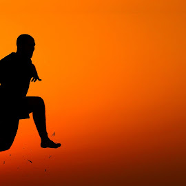 Just shot in the air by Musab Bokhshim - Sports & Fitness Other Sports
