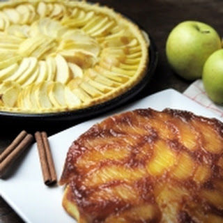 Lemon Tart Tatin Recipes