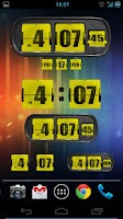 Screenshot of 3D Animated Flip Clock PRO