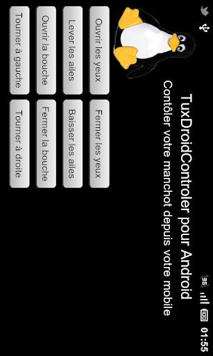 TuxDroidControler
