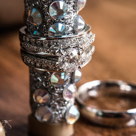 Until Death Do Us part by Aaron Lockhart - Wedding Details ( wedding ring, ring, life like photo, aaron lockhart, wedding )