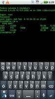 Screenshot of Bluetooth Terminal Emulator