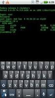 Screenshot of Bluetooth Terminal Emulator