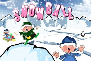 Screenshot of SnowBall